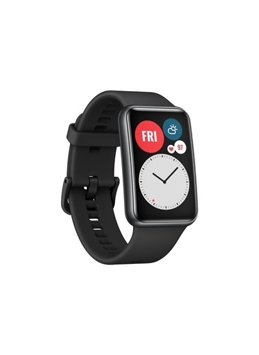 Huawei Huawei Watch Fit Akıllı Saat - Siyah Siyah
